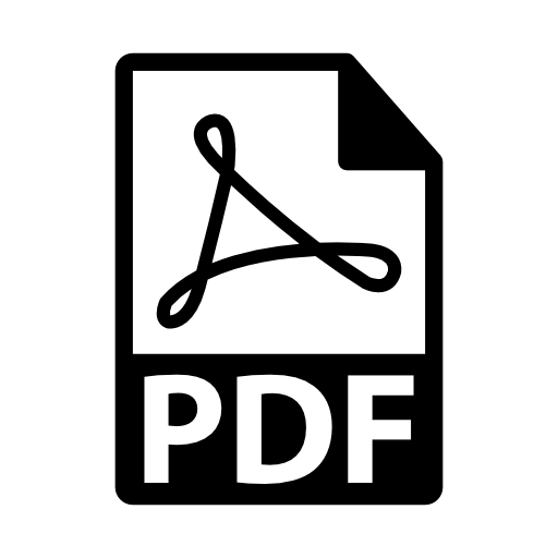 Attestation pdf